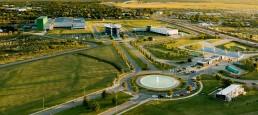 Campus de Megalabs en Parque de las Ciencias, Uruguay