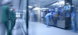 La platna de Megalabs en Parque de Las Ciencias cuenta con la mas avanzada tecnología para garantizar la seguridad y calidad de sus medicamentos